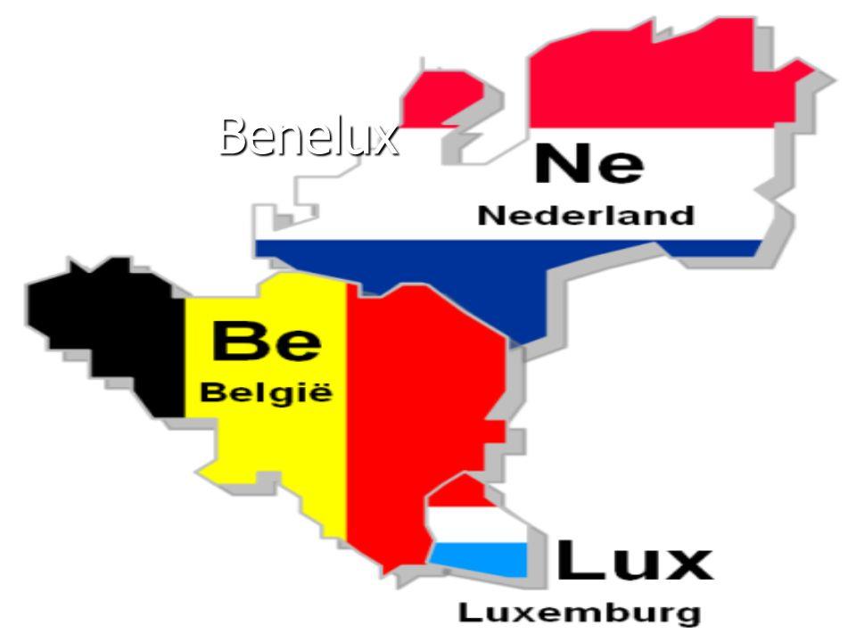 Benelux Leží na severo-západě Evropy Leží na severo-západě Evropy hosp.