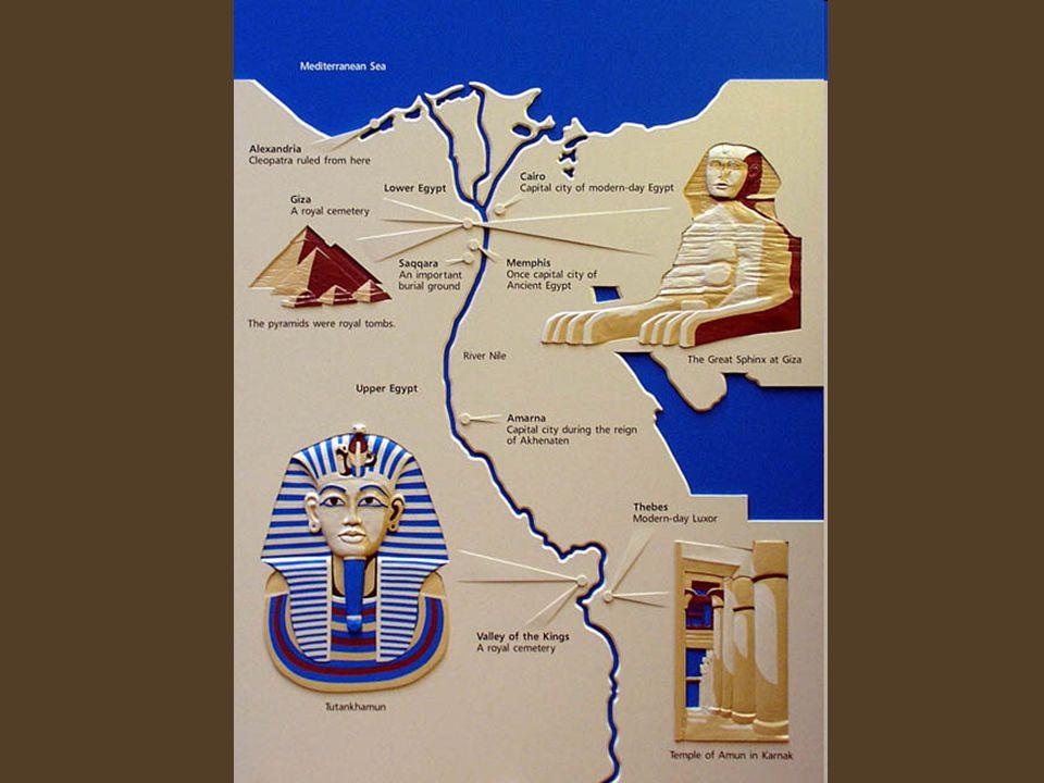 Stará říše – období pyramid 2700 – 2200 př.n. l.