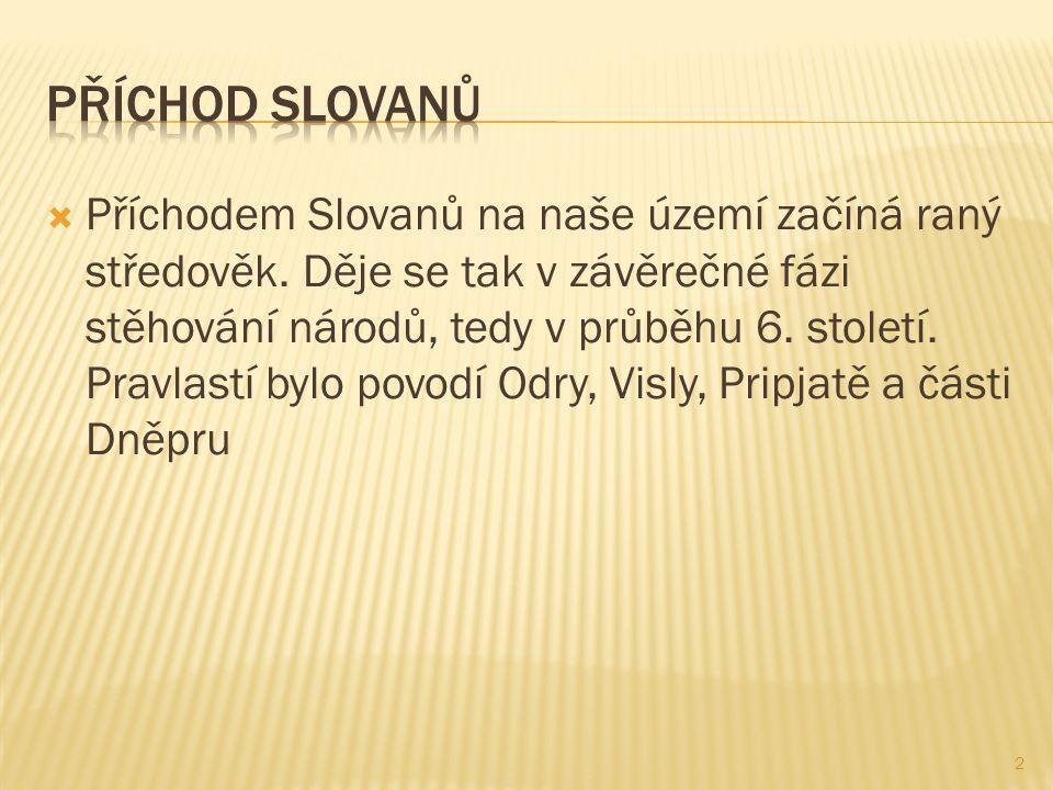  Zhlédněte část pořadu od 1:20 do 4:50 minut, který se věnuje slovanskému pohanství.