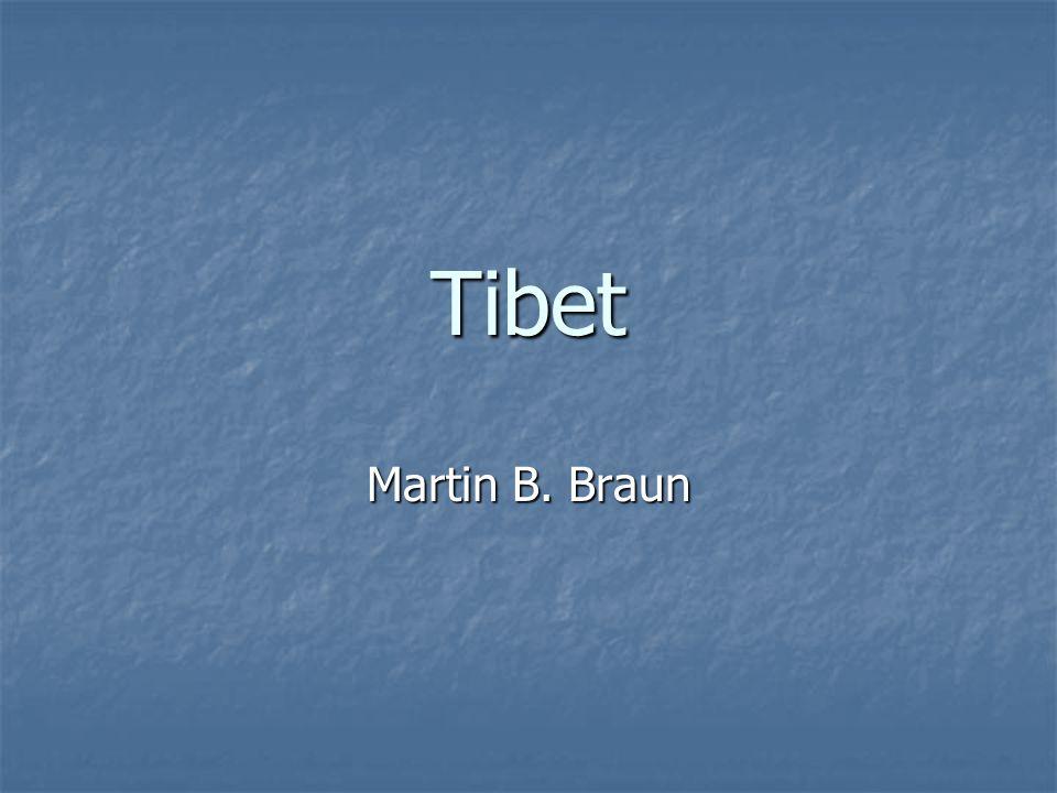 Tibet Martin B. Braun