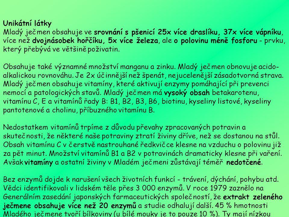 Víte, že prostřední barva duhy je zelená? Ověřte si to! A také to, jak se člověk cítí skvěle po konzumaci zelených salátů a divokých bylin. Čím je lis