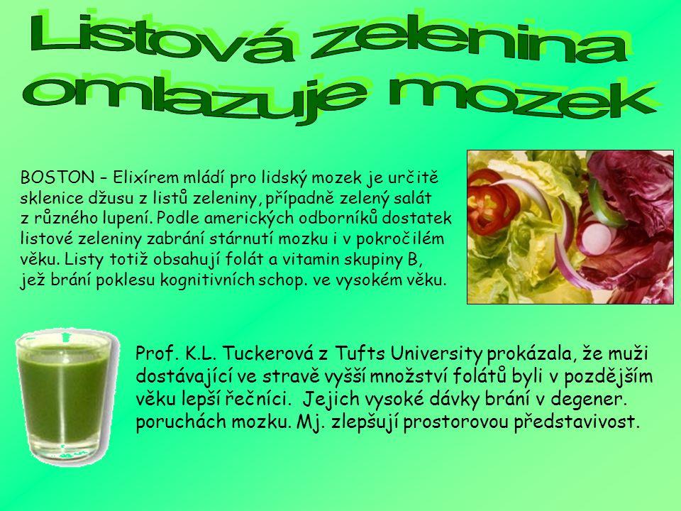Přínos pro naše zdraví Všechny vitamíny a minerály v salátu jsou specielně výborné při prevenci nebo již při potížích s trávením, se střevy. Díky extr