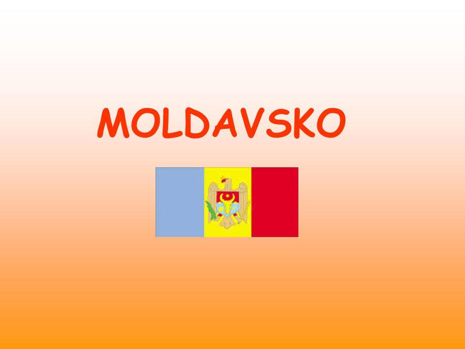 Poloha a rozloha Název země: Moldavsko Oficiální název země: Moldavská republika Hlavní město: Kišiněv Úřední jazyk: rumunština a moldavština Počet obyvatel: 4 500 000 Rozloha: 33 843 km² km2