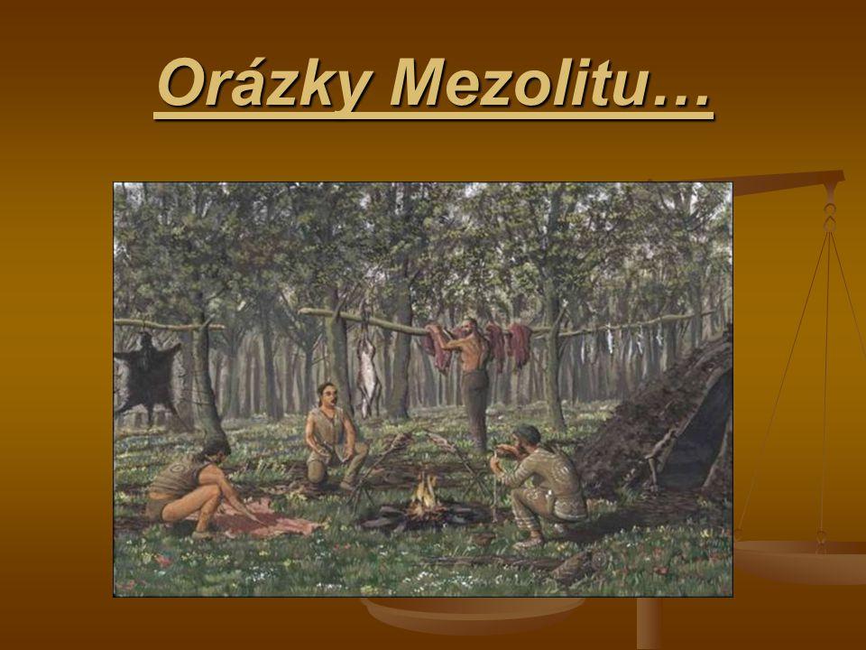 Orázky Mezolitu…