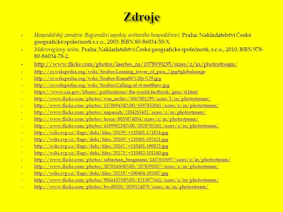 Hospodářský zeměpis: Regionální aspekty světového hospodářství. Praha: Nakladatelství České geografické společnosti s.r.o., 2003. ISBN 80-86034-50-X.