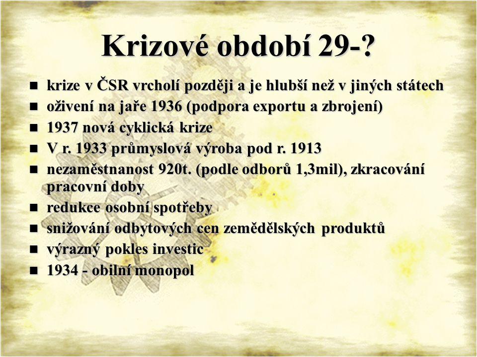 Krizové období 29-.