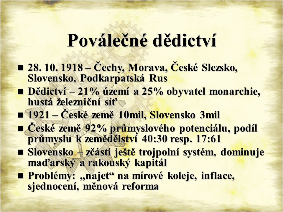 MATERIÁLY K SAMOSTUDIU Alois Rašín k měnové odluce Alois Rašín k měnové odluce (Antologie textů k HD, s.