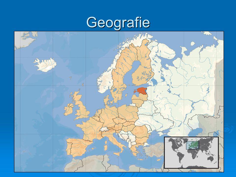 Geografie  Estonsko je stát v severní Evropě  Leží nejseverněji ze všech pobaltských zemí  Je přímořským státem  Sousední státy – Finsko, Rusko a Lotyšsko