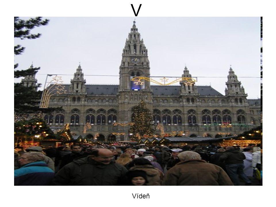 V Vídeň