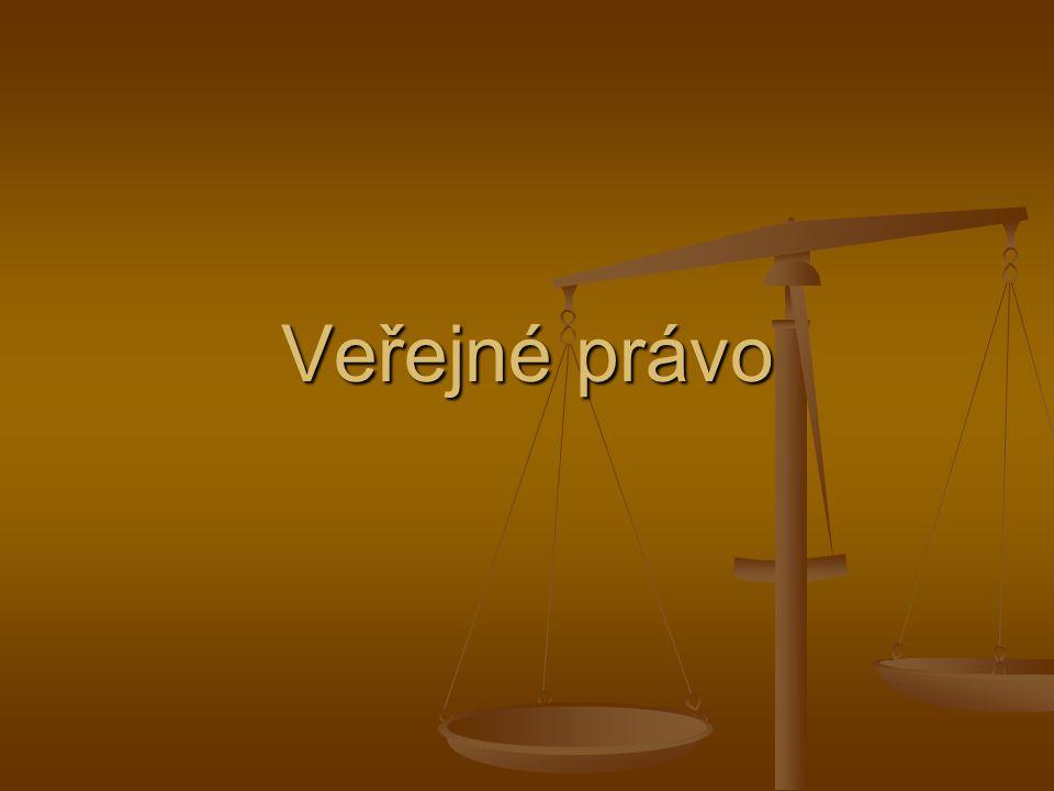Veřejné právo