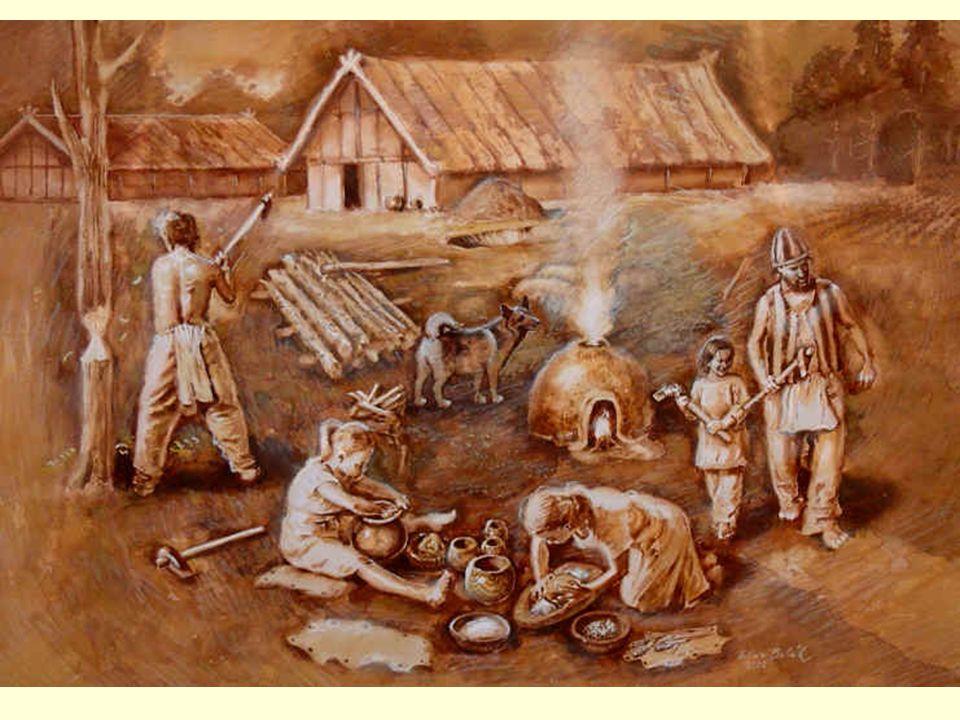 archeologické nálezy se nazývají kultury Kultura lineární a volutová Kultura vypíchaná
