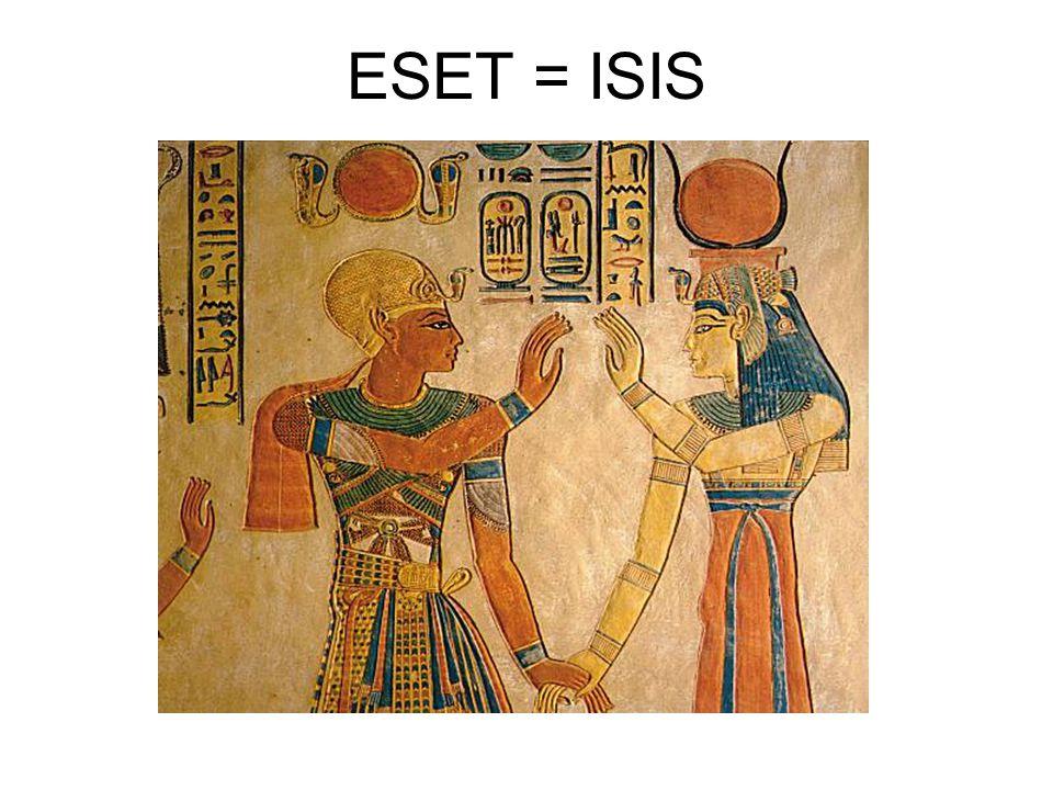 ESET = ISIS