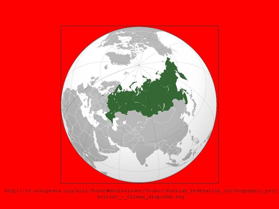 S rozlohou 17 075 400 km² je největší zemí na světě.