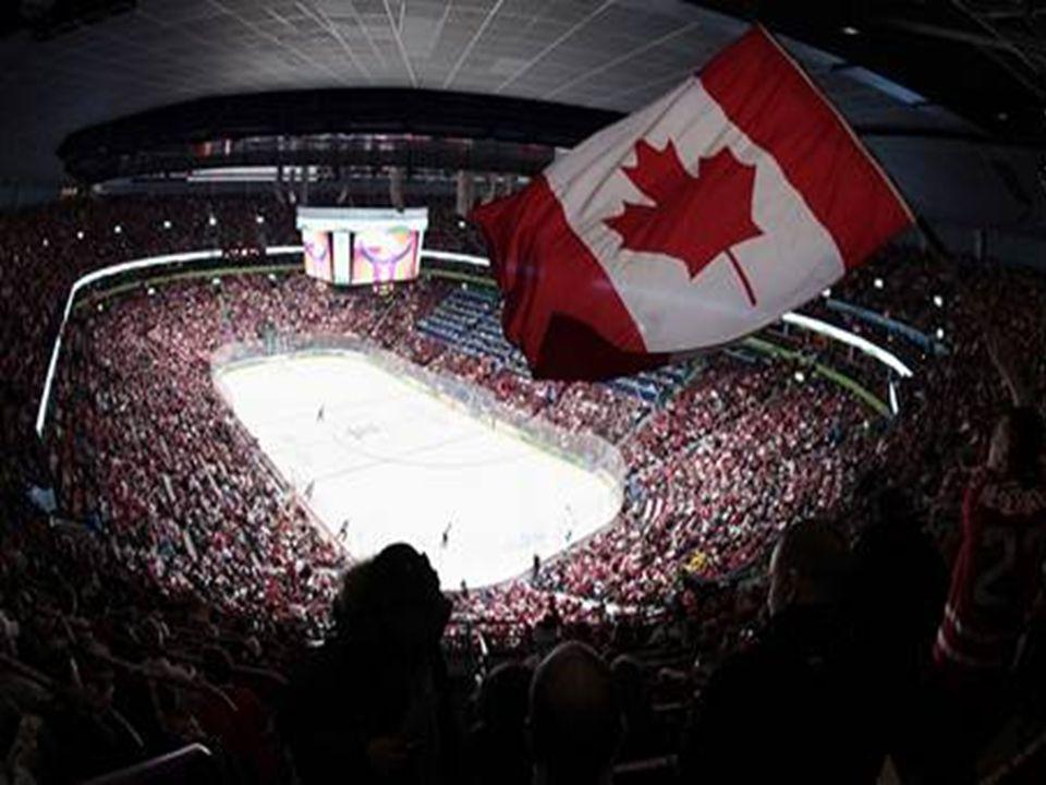 Kanadskými oficiálními národními sporty jsou lední hokej (zimní sport) a lakros (letní). Zejména hokej je velmi v Kanadě velmi populární. V roce 2004