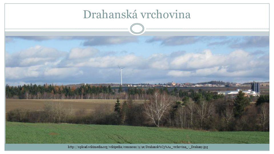 Drahanská vrchovina http://upload.wikimedia.org/wikipedia/commons/9/9e/Drahansk%C3%A1_vrchovina_-_Drahany.jpg