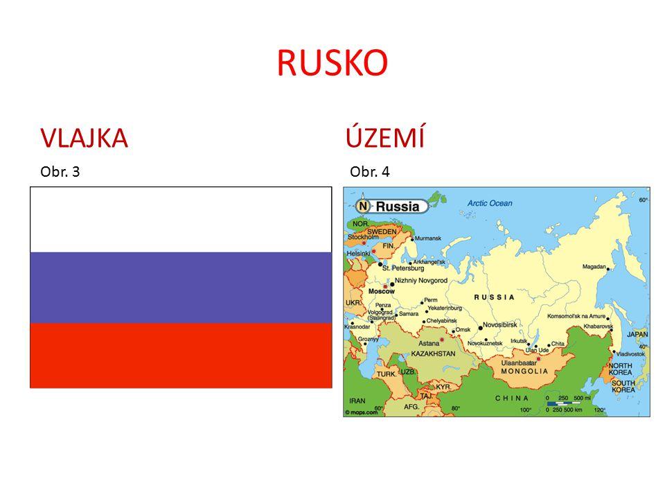 RUSKO FAKTA A ČÍSLA: Rozloha: 17 075 000 km 2, (evr.