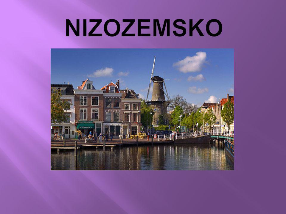  Hlavní město: Amsterdam  Rozloha: 41 526 km²  Počet obyvatel: 16 850 000  Sousední státy: Belgie, Německo  Jazyk: nizozemština  Časové pásmo: stejný čas jako v České republice  Státní zřízení: konstituční monarchie  Měna: euro