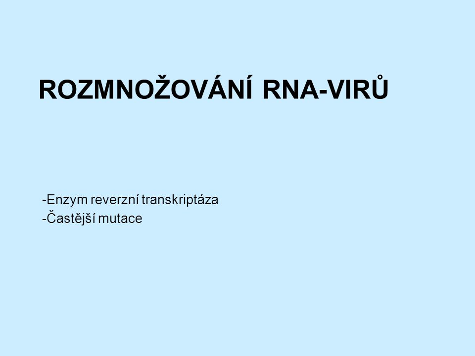 virus pučí z buněk hostitele