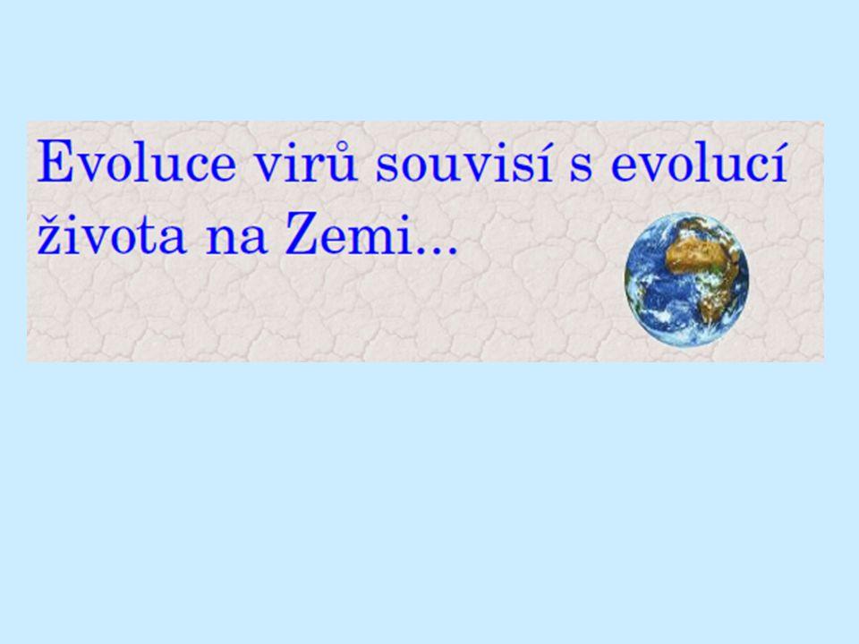 Co pohání evoluci virů? 3) Kradení genů hostitelské buňky