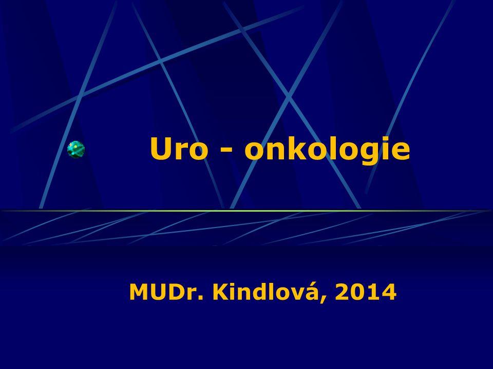 Uro - onkologie MUDr. Kindlová, 2014