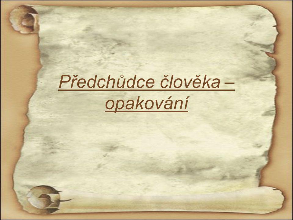 Osnova hodiny Osnova zápisu : 1.) Motivace Díla kterých osobností se pojila s poznatky o našich předcích .