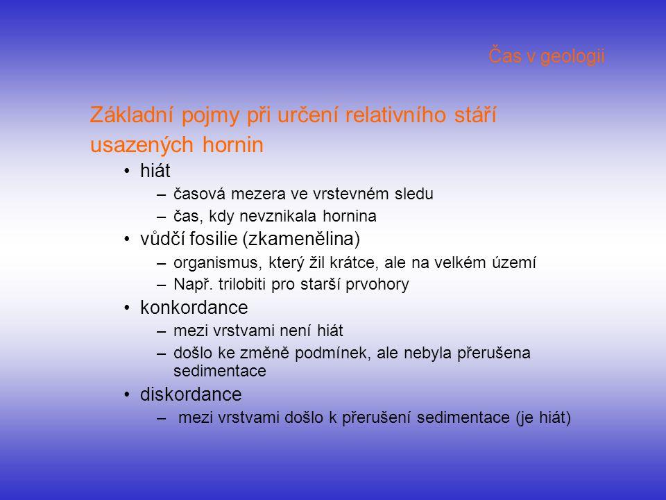 Starší paleozoikum - život Silur První amoniti a graptoliti Obrázky - Turek V., Horný R., Prokop R.