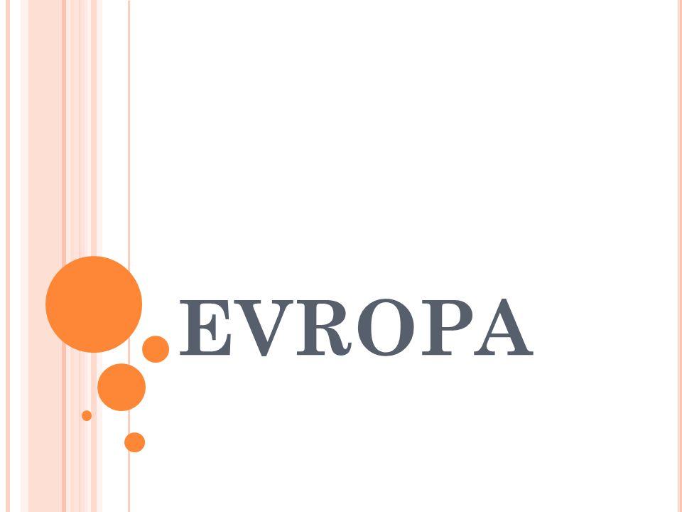 znaky EU: - jednotná měna (EURO) ne ve všech zemích - Eurozóna EU má 3 hlavní orgány: - Evropská komise (obdoba vlády, sídlo Brusel) - Evropský parlament (Štrasburk a Brusel) - Evropský soudní dvůr (Lucemburk)