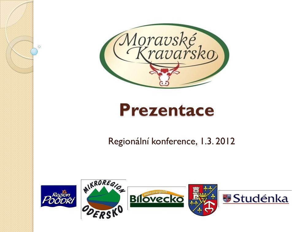 Prezentace Regionální konference, 1.3. 2012