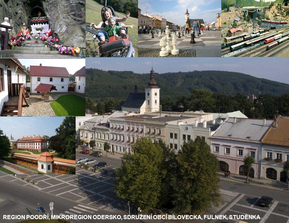 REGION POODŘÍ, MIKROREGION ODERSKO, SDRUŽENÍ OBCÍ BÍLOVECKA, FULNEK, STUDÉNKA 27.3.2015