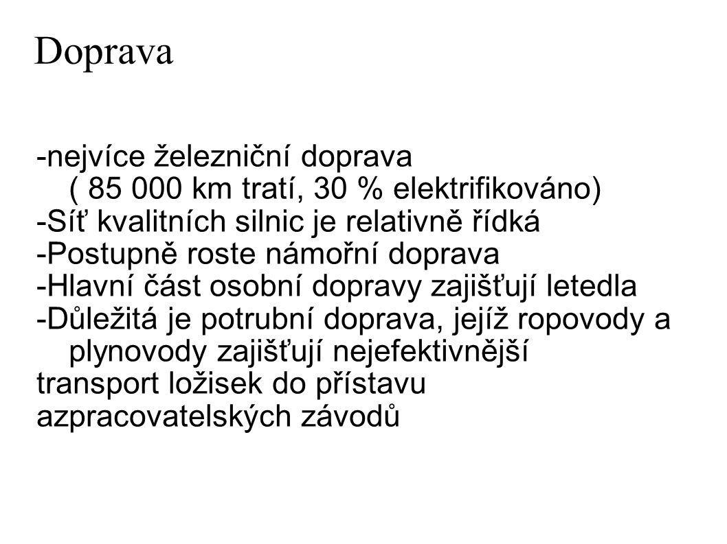 Moskva -rozloha: 1 081 km² -hustota zalidnění: 8537,2 obyv.