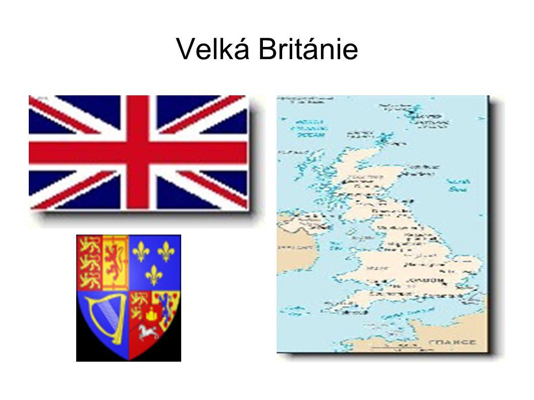 Obecně Oficiální název: Spojené Království Velké Británie a Severního Irska Hlavní město:Londýn Rozloha: 244.820 km2 Počet obyvatel: 60 270 708 Jazyky: Angličtina Naboženství: anglikánské, římskokatolické, muslimské, presbyteriánské, metodistick, šíitské, hinduistické, židovské Měna: britská libra (GBP)