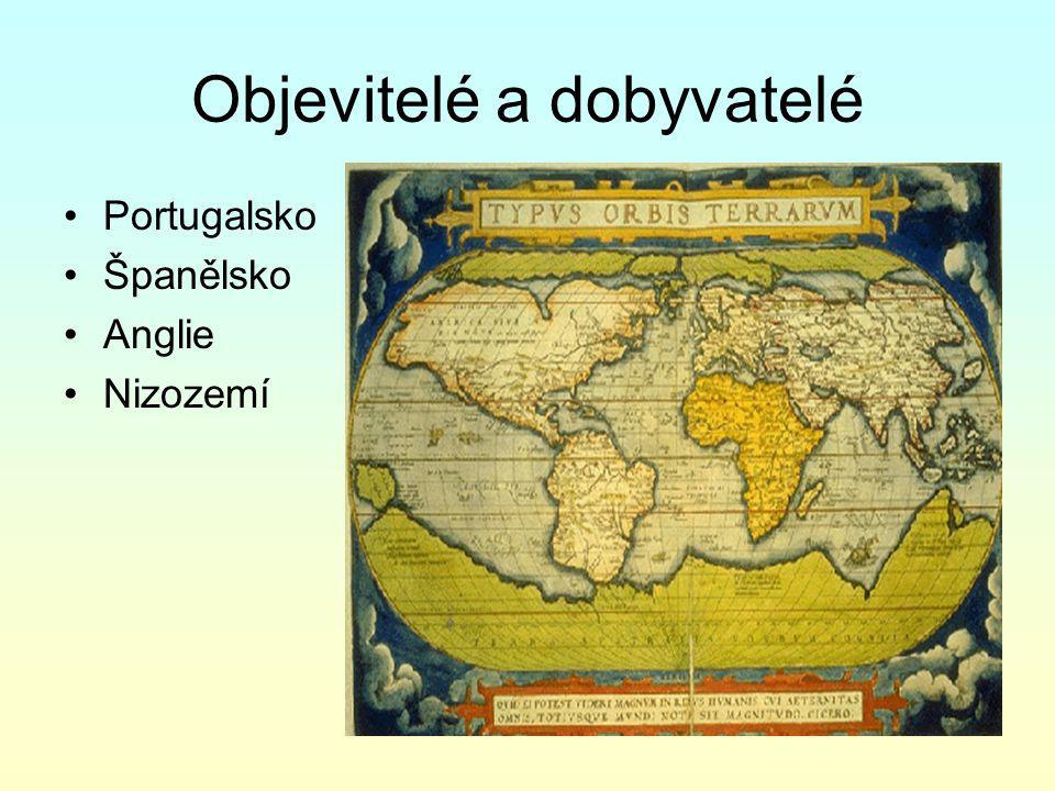 Amerigo Vespucci italský obchodník - přesvědčen, že Nový svět je nově objevený světadíl od r.