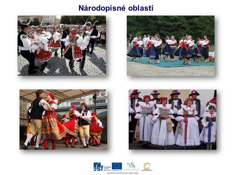 Národnostní složení v České republice
