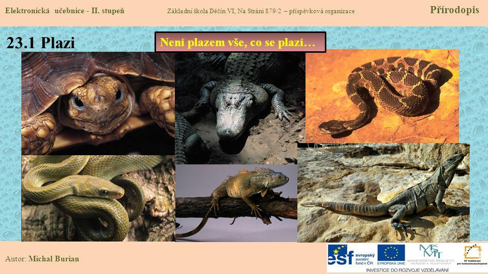 23.1 Plazi Elektronická učebnice - II.