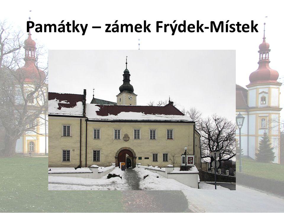 Památky – zámek Frýdek-Místek