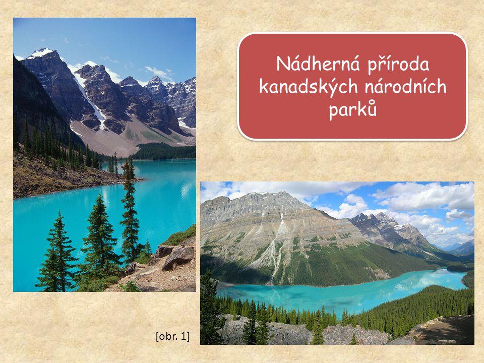 Nádherná příroda kanadských národních parků [obr. 1]