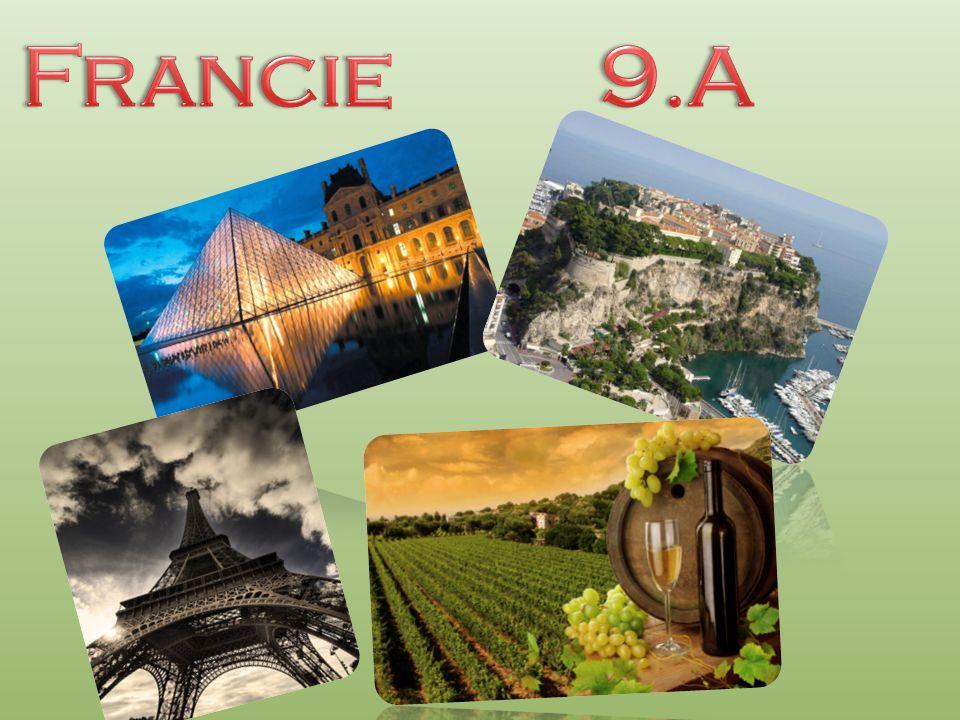 Hlavní město – Paříž Počet obyvatel – 66 milionů Měna – Euro Úřední jazyk – Francouzština Vznik – 4.