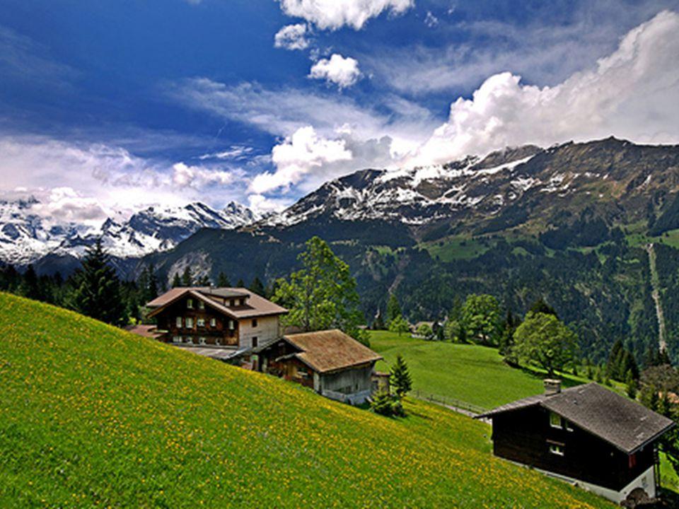 - hustá silniční síť na vysoké úrovni - časté tunely - nejvýše položená železniční trať v Evropě (Jungfrau) - Glacier Express - SBB-CFF-FFS - horské lanovky (Rotair)