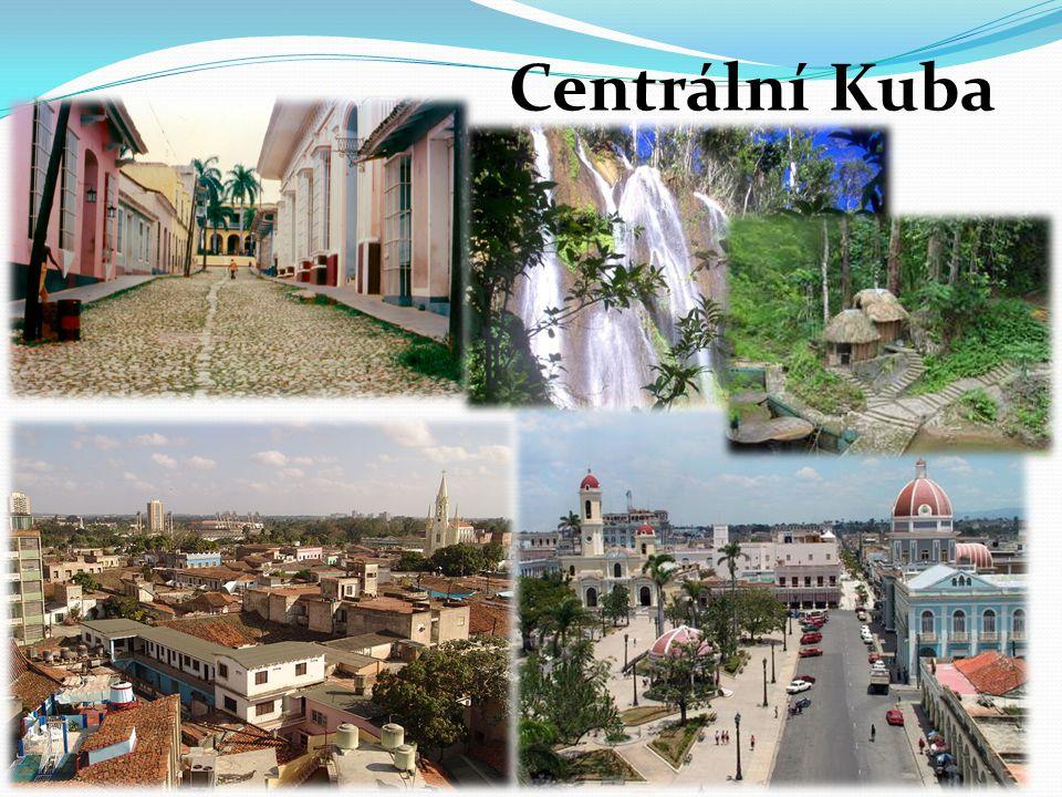 Centrální Kuba