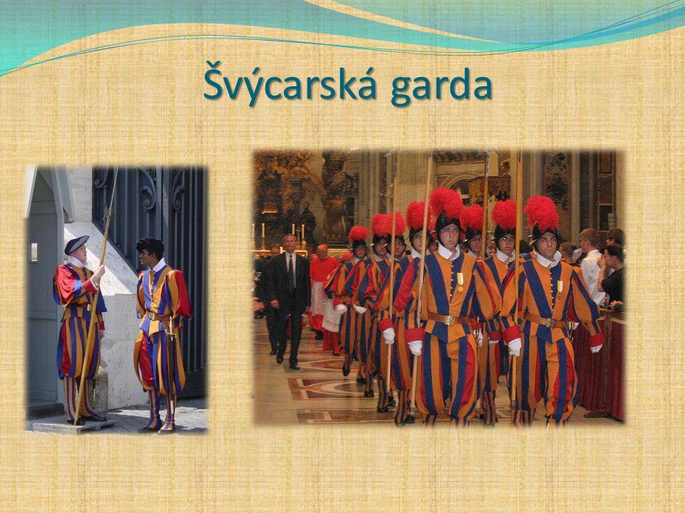 Švýcarská garda