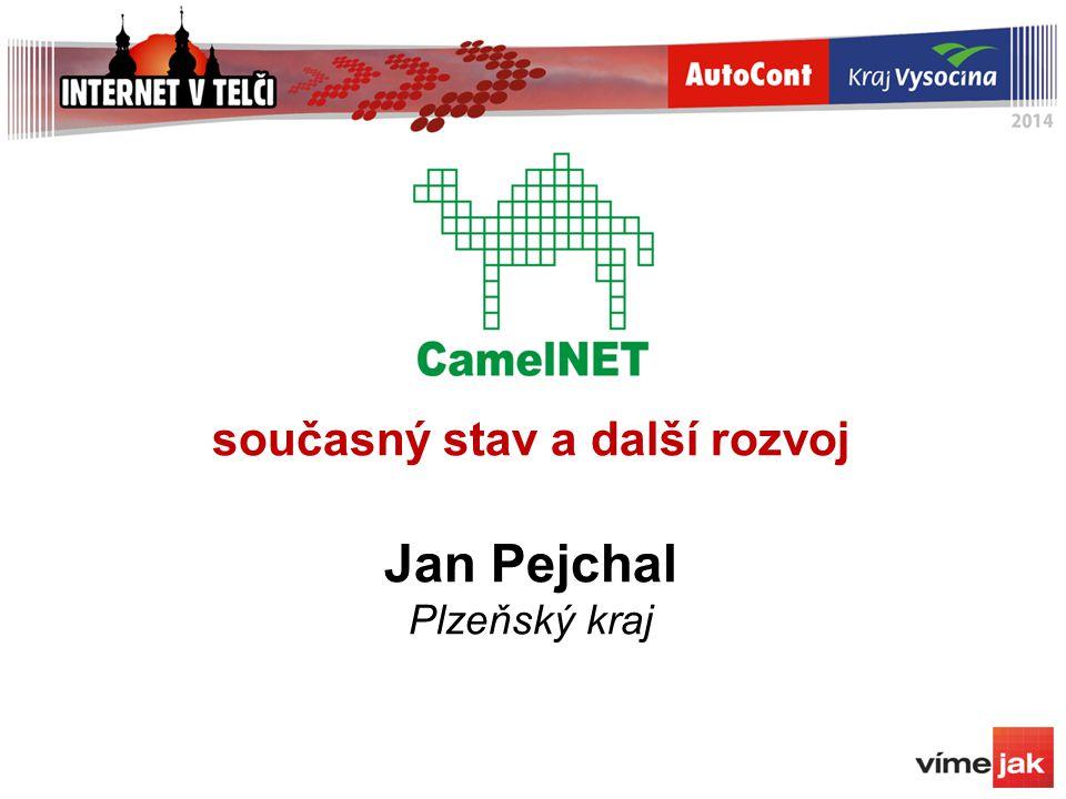 současný stav a další rozvoj Jan Pejchal Plzeňský kraj