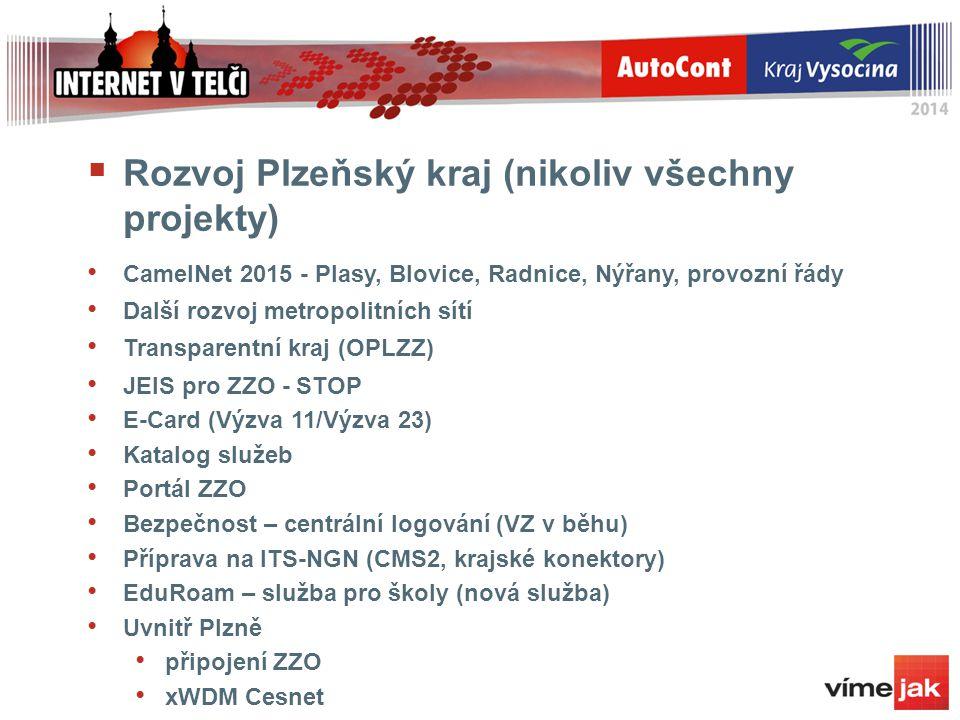 Děkuji za pozornost Jan Pejchal jan.pejchal@plzensky-kraj.cz www.camelnet.cz