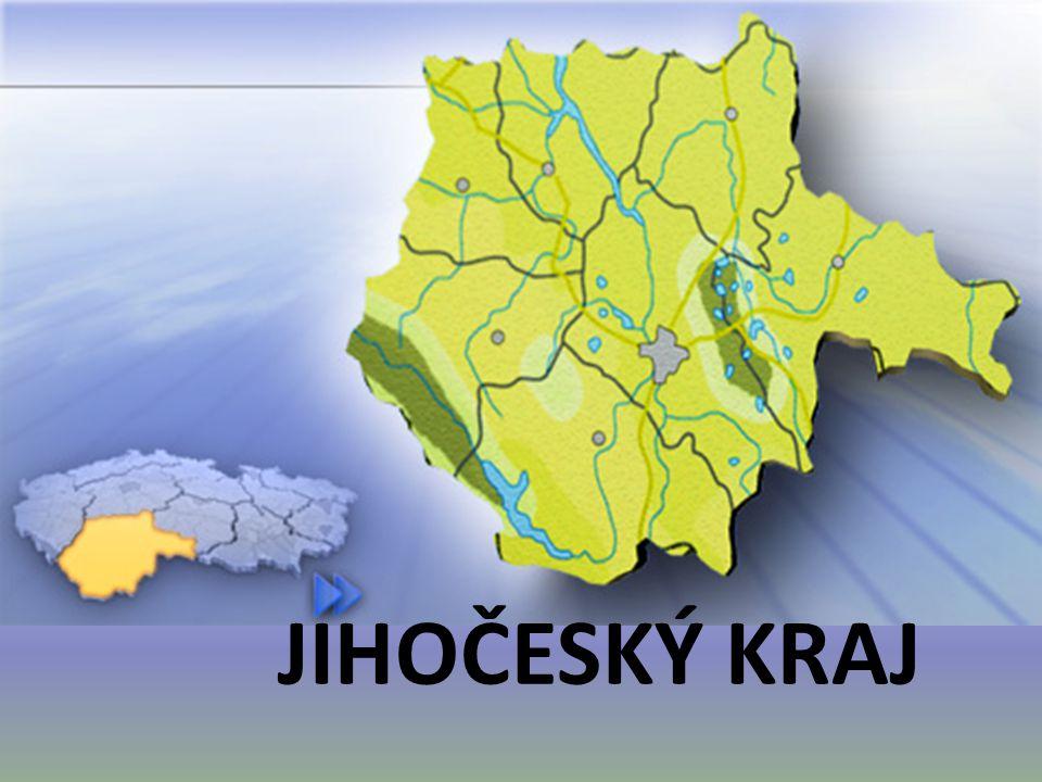 OKRESY - MĚSTA okresy kraje ČESKÉ BUDĚJOVICE – toulavá kamera ČESKÉ BUDĚJOVICE ČESKÝ KRUMLOV JINDŘICHŮV HRADEC PÍSEK PRACHATICE STRAKONICE TÁBOR