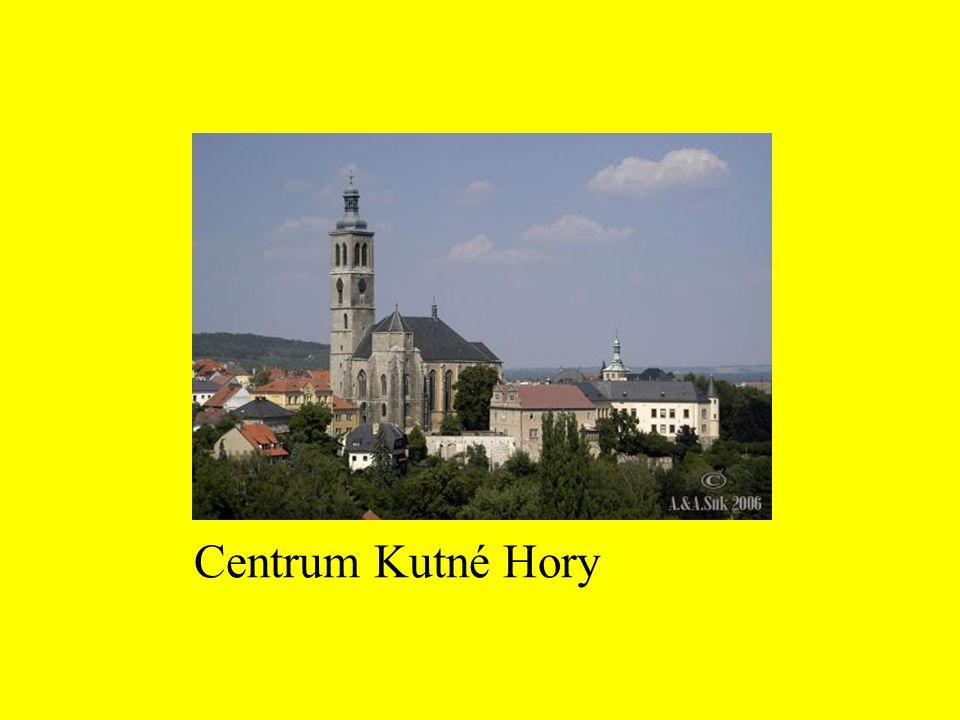 Centrum Kutné Hory