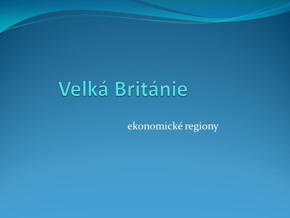 ekonomické regiony