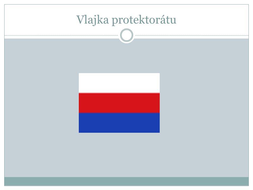Vlajka protektorátu
