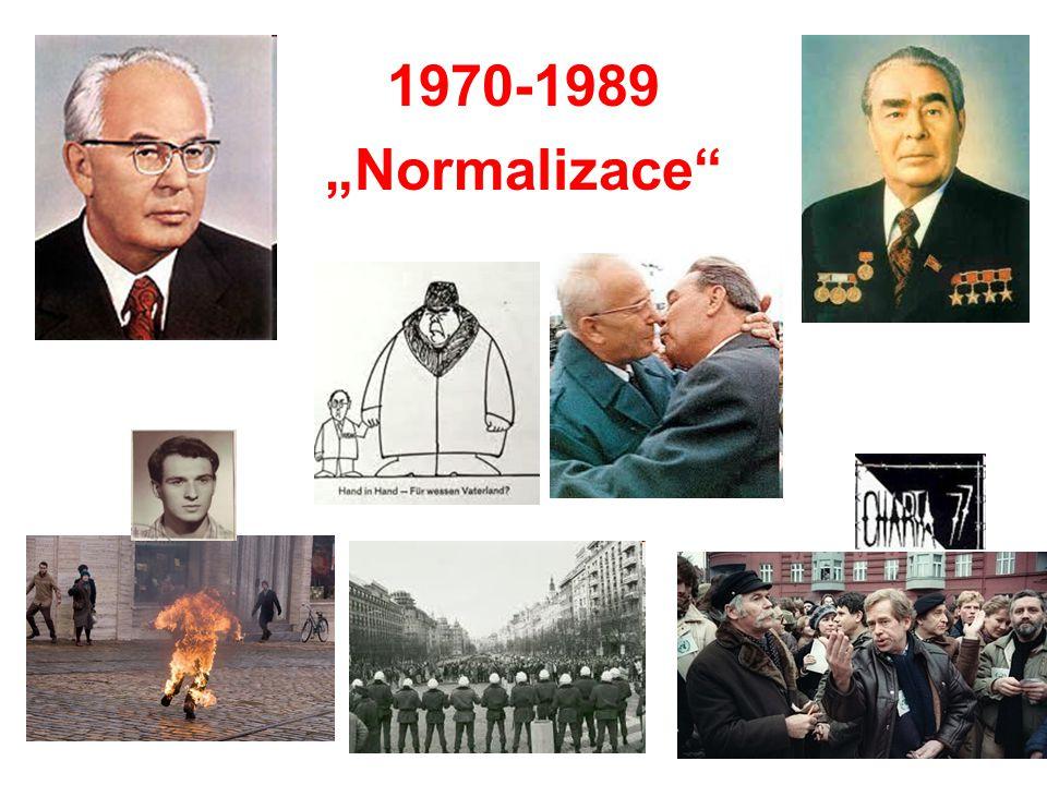 "1970-1989 ""Normalizace"""