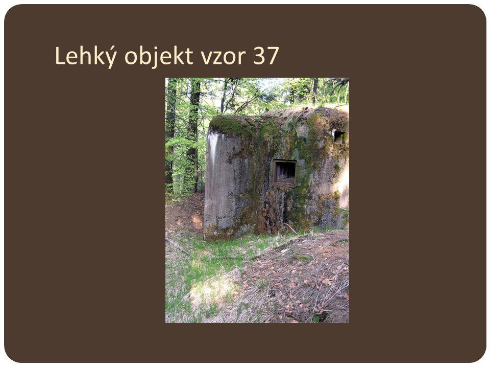 Lehký objekt vzor 37