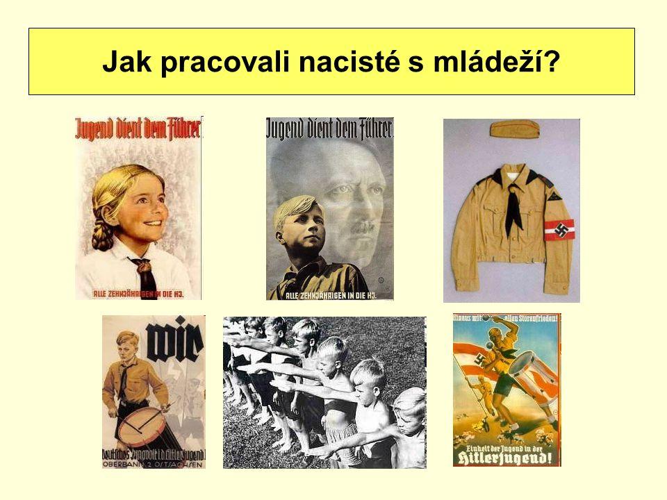 Jak pracovali nacisté s mládeží?
