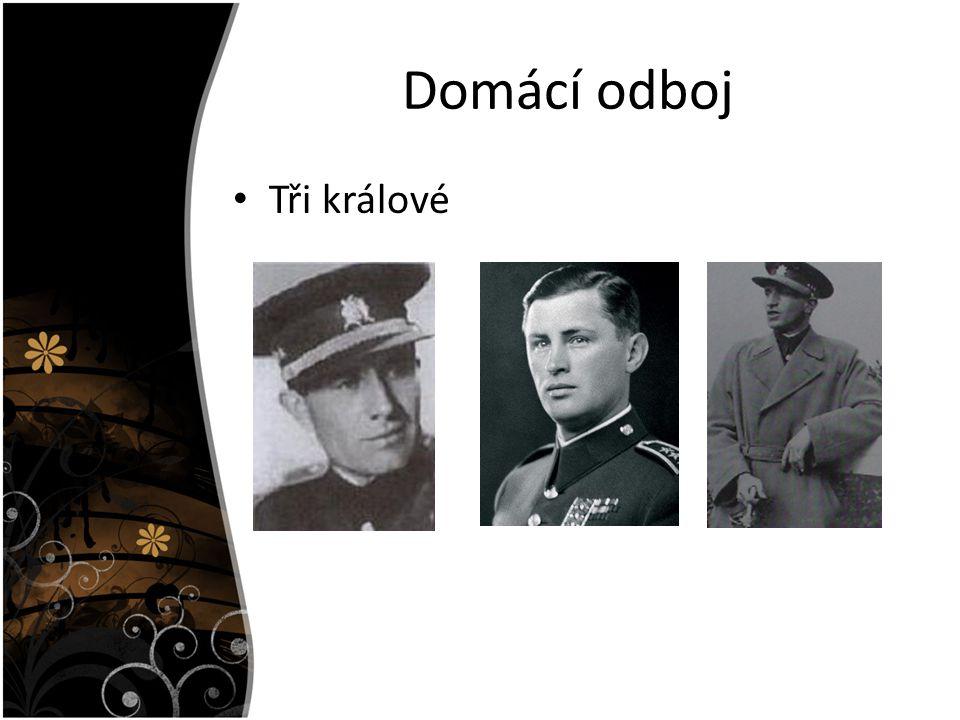 Domácí odboj Tři králové